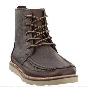 TOMS  Searcher Brown Mens Lace Up Boot 13